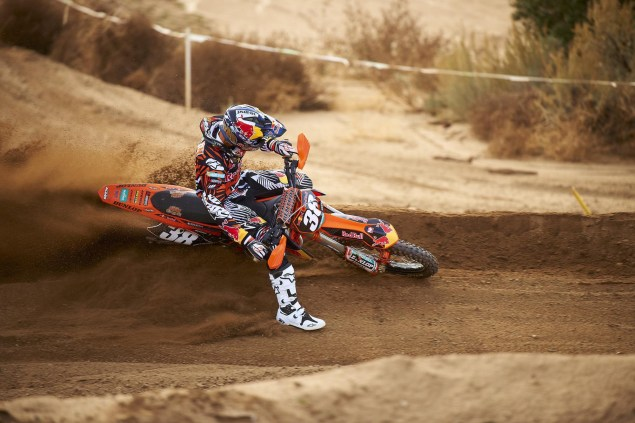 You Can Always Count on KTM for Some Good Photos Red Bull KTM Supercross Marvin Musquin 05 635x423