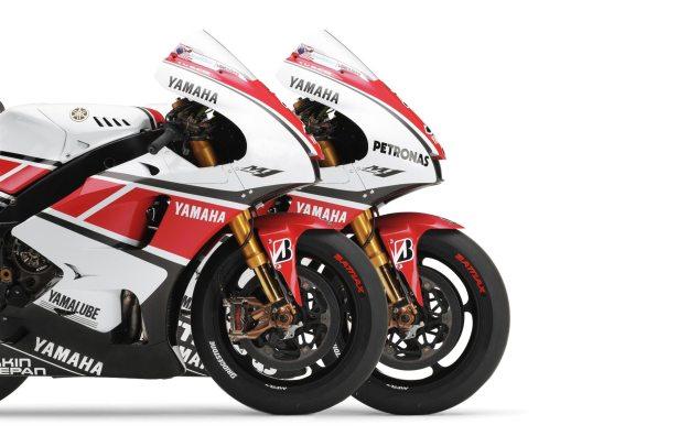 Official: JX Nippon Oil Sponsors Yamaha in MotoGP Yamaha YZR M1 sans Petronas duo 635x396