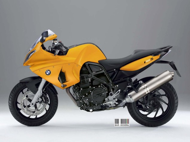 Concept: BMW F900S by Luca Bar Design BMW F900S Luca Bar Design 03 635x476