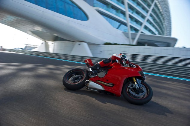 Call Your Mother Because Here is the Ultimate Ducati 1199 Panigale Photo Gallery Ducati 1199 Panigale Yas Marina Circuit 40 635x422