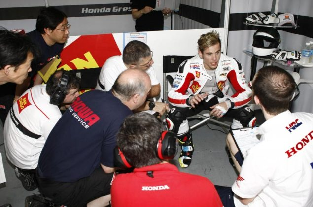 MotoGP: Test Results & Photos from Day 3 at Sepang HRC Sepang Day 3 Alvaro Bautista 1 635x421