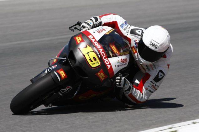 MotoGP: Test Results & Photos from Day 2 at Sepang HRC Sepang Test Day 2 Alvaro Bautista 4 635x421