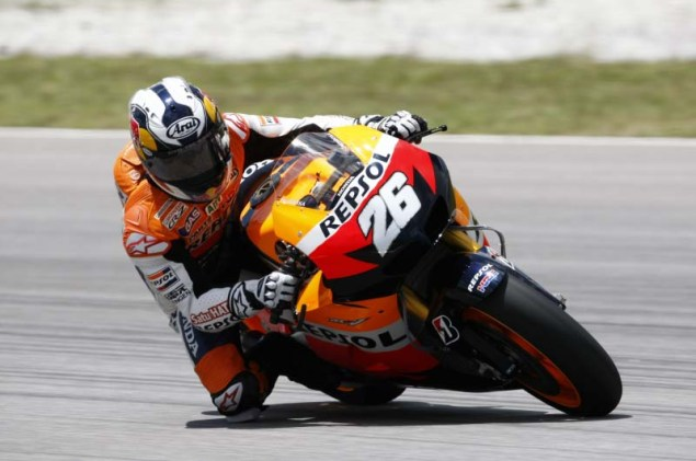 MotoGP: Test Results & Photos from Day 1 at Sepang II Honda Sepang Test 2 MotoGP 16 635x421