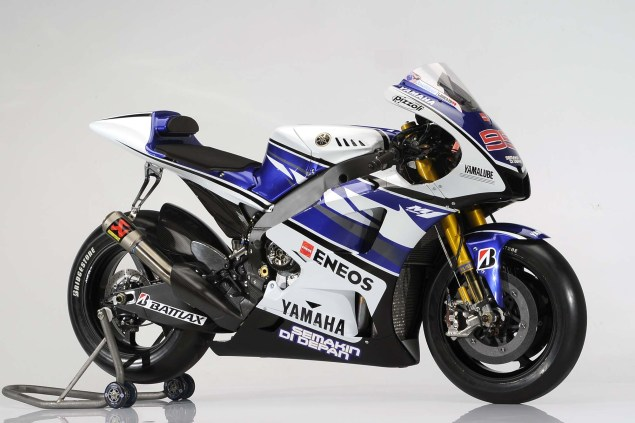 2012 Yamaha YZR M1 Breaks Cover at Jerez 2012 Yamaha YZR M1 01 635x423