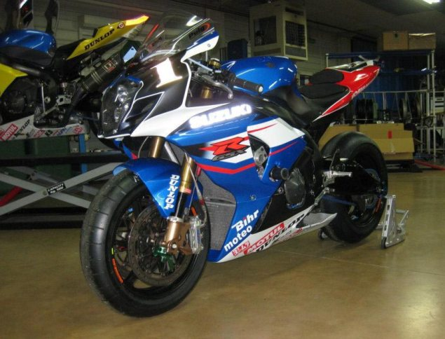 Photos: 33 Years of Suzuki Endurance Road Racing Suzuki GSXR 1000 2012 SERT Suzuki Endurance Racing Team 635x484