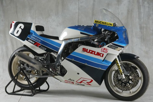 Photos: 33 Years of Suzuki Endurance Road Racing Suzuki GSXR 750 1986 635x424