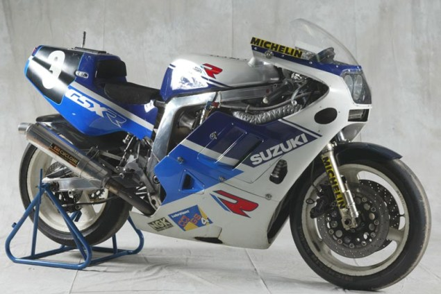 Photos: 33 Years of Suzuki Endurance Road Racing Suzuki GSXR 750 1987 635x424