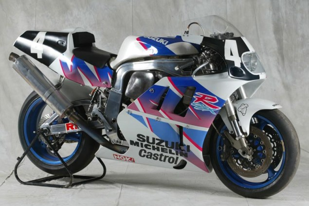 Photos: 33 Years of Suzuki Endurance Road Racing Suzuki GSXR 750 1992 635x424