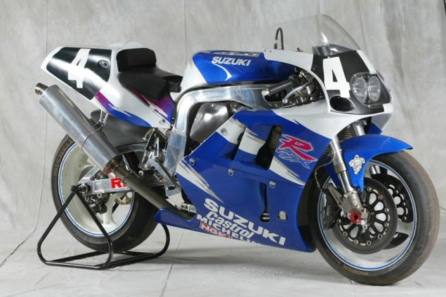 Photos: 33 Years of Suzuki Endurance Road Racing Suzuki GSXR 750 1993 635x424