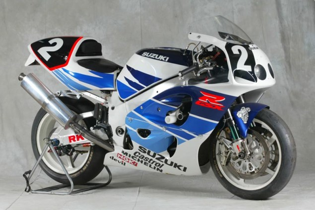 Photos: 33 Years of Suzuki Endurance Road Racing Suzuki GSXR 750 1996 635x424