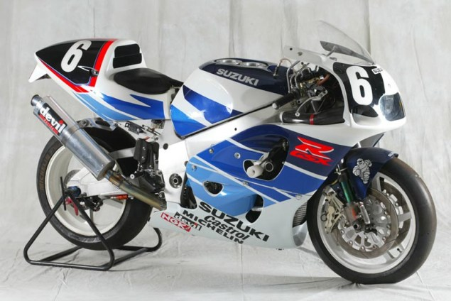 Photos: 33 Years of Suzuki Endurance Road Racing Suzuki GSXR 750 1997 635x424