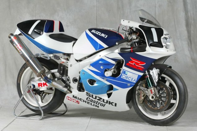 Photos: 33 Years of Suzuki Endurance Road Racing Suzuki GSXR 750 1998 635x424