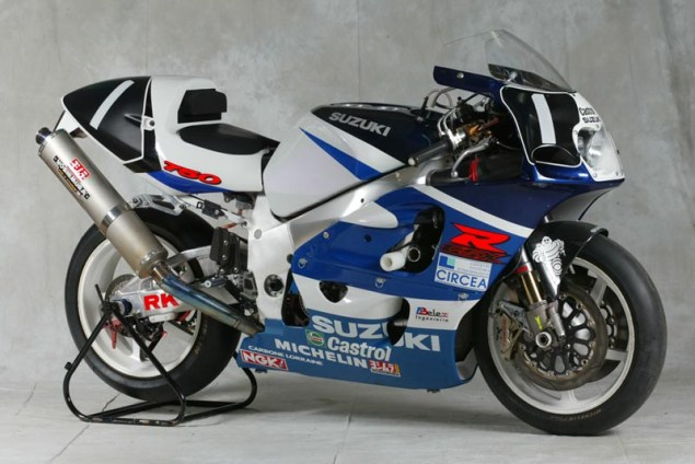 Photos: 33 Years of Suzuki Endurance Road Racing Suzuki GSXR 750 1999 635x424