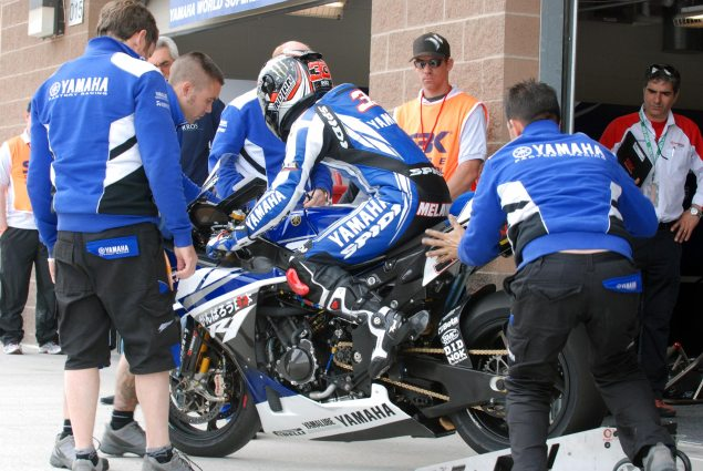 Rumor: World Superbike to Have Pit Stops? marco melandri yamaha mmp wsbk 635x425