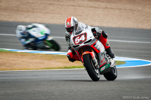 Friday at Jerez with Scott Jones 2012 Spanish GP Jerez Friday Scott Jones 7