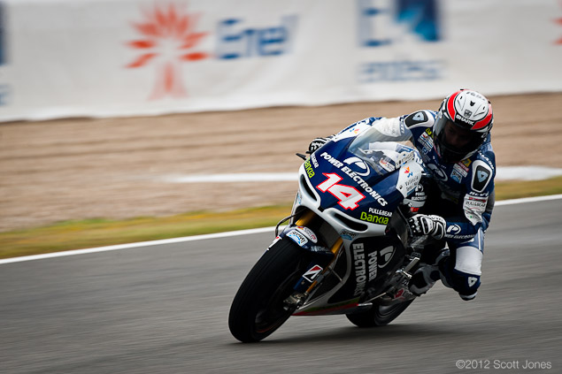 Saturday at Jerez with Scott Jones 2012 Spanish GP Jerez Saturday Scott Jones 1