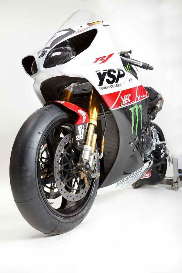 Photos: Yamaha Austria Racing Team (YART) 2012 Yamaha Austria Racing Team YART 20 635x952