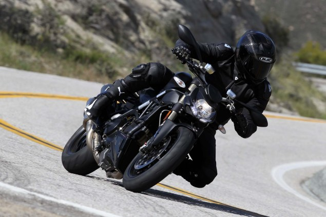 Ride Review: Ducati Streetfighter 848 Ducati Streetfighter 848 Palm Springs test 01 635x423