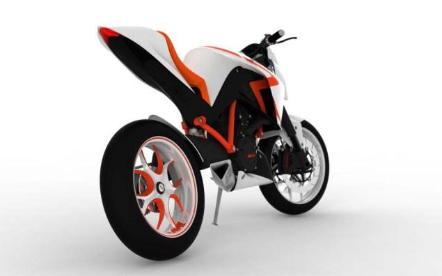 KTM Super Duke 1200 R Concept by Mirco Sapio KTM Super Duke R 1200 concept Mirco Sapio 01 635x396