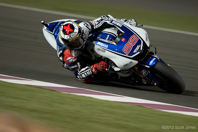 Saturday at Qatar with Scott Jones MotoGP Saturday Qatar GP 2012 Scott Jones 5
