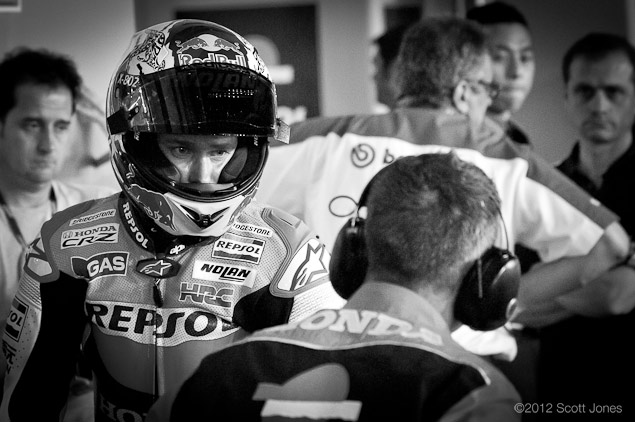 Photo of the Week: Déjà Vu All Over Again photo of the week casey stoner chatter qatar