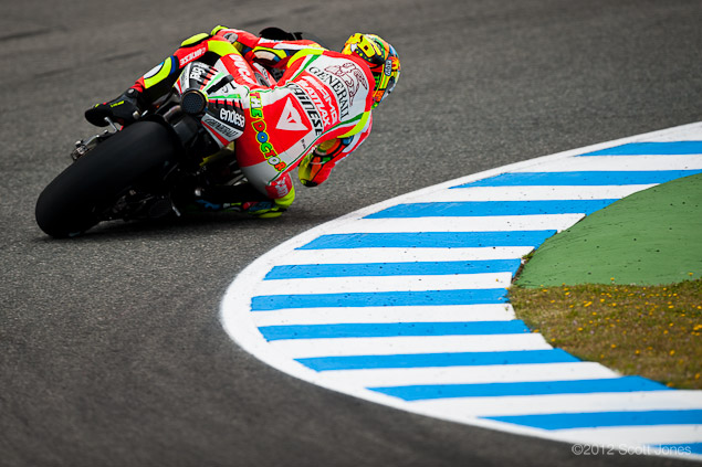 MotoGP: Thursday at Estoril Round Up: On Stoners Non Retirement, Rossis Chances at Yamaha, & Riding New Bikes 2012 Spanish GP Jerez Sunday Scott Jones 9