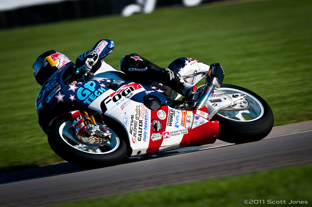 MotoGP: GP Tech Racing a Suzuki CRT Wild Card at Indy GP Jake Gagne Moto2 Indianapolis GP Scott Jones
