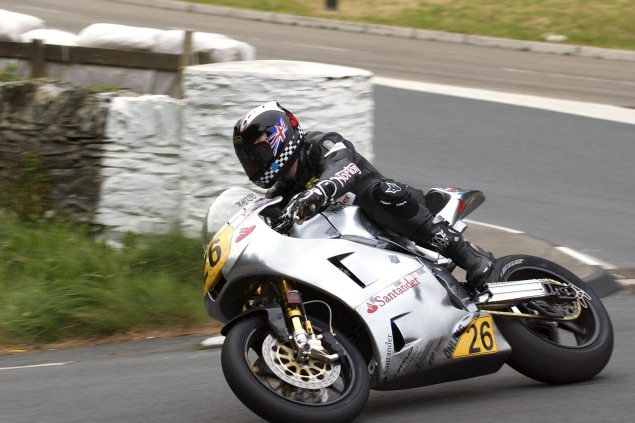 Up Close with the Norton SG1 TT Race Bike Mackers Norton SG1 The Nook 635x423