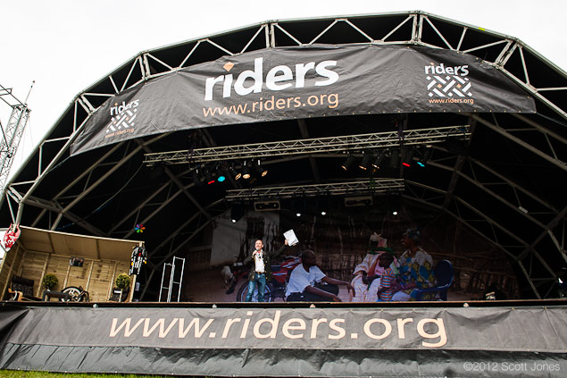 Thursday at Silverstone with Scott Jones Day of Champions stage