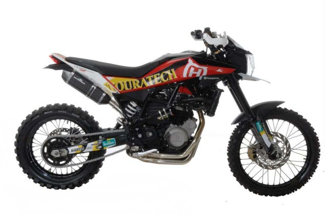 Touratechs Husqvarna Nuda X Cross Husqvarna Touratech Nuda X Cross 13 635x422