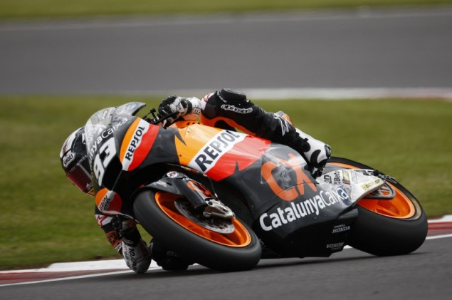 The Marquez Rule: MotoGP to Drop the Rookie Rule in 2013 Marc Marquez Moto2 Silverstone 635x421
