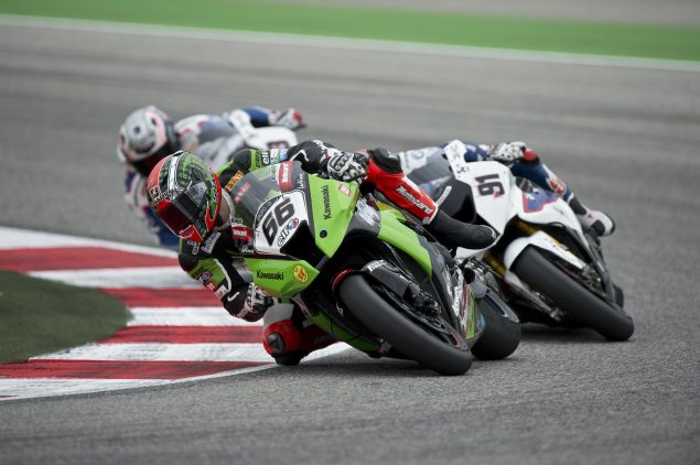 WSBK: Championship Heats up after Race 2 at Misano Tom Sykes Kawasaki Racing Misano WSBk 635x422