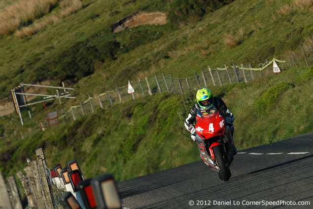 The 2012 Isle of Man TT with Daniel Lo cameron donald 635