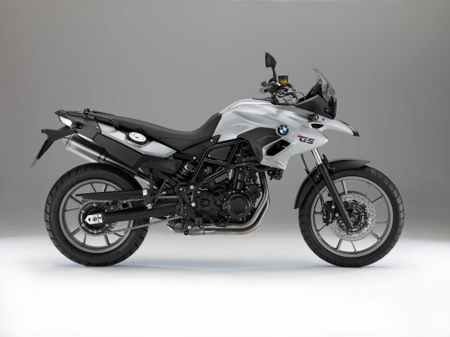2013 BMW F700GS Breaks Cover 2013 BMW F700GS 10 635x476
