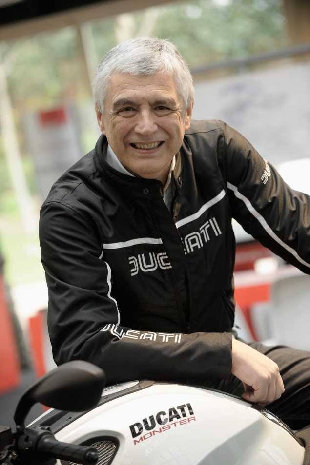 Audi Reconfirms Gabriele Del Torchio as Ducati CEO Gabriele Del Torchio Ducati 635x954