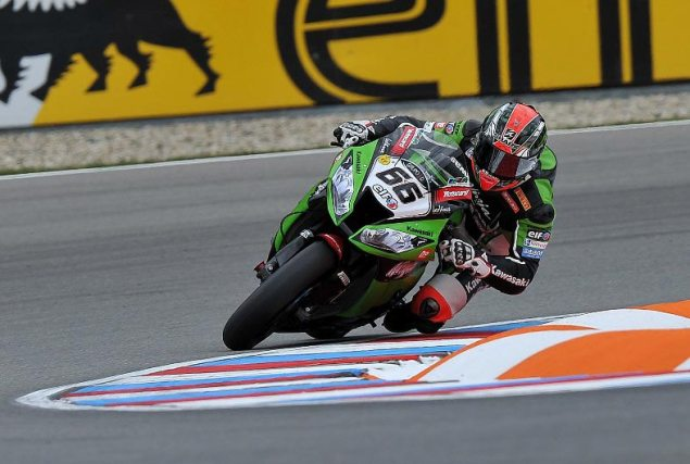 WSBK: Interrupted Superpole During Qualifying at Brno Tom Sykes Superpole Brno WSBK 635x427