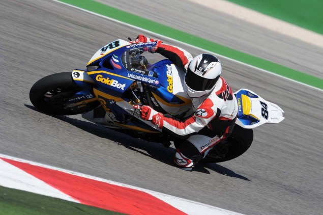 Ride Review: The 2012 BMW World Superbike Race Bikes bmw s1000rr wsbk factory team bmw motorrad 01 635x422