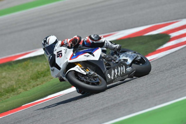 Ride Review: The 2012 BMW World Superbike Race Bikes bmw s1000rr wsbk factory team bmw motorrad 211 635x422