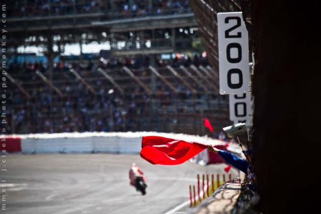 MotoGP: Nicky Hayden Ruled Out of Czech GP Indianapolis GP Saturday Jules Cisek 181 635x423