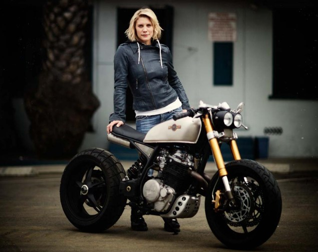 Frak Me: Starbucks Classified Moto KT600 Custom  Katee Sackhoff Classified Moto KT600 custom 17 635x504