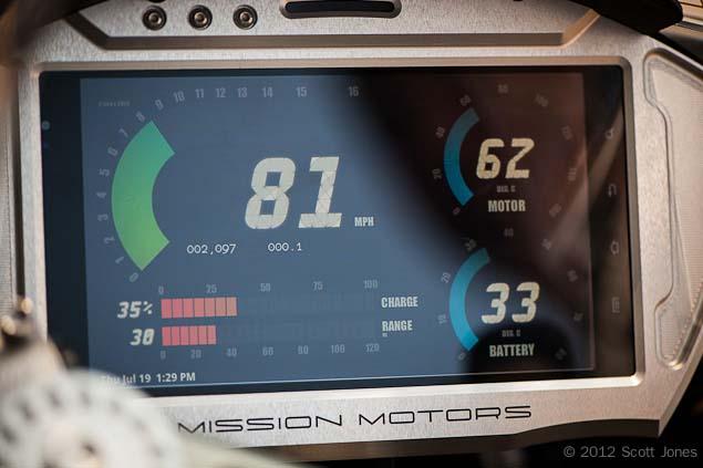 Ride Review: Mission Motors Mission R Mission Motors Mission R test ride 36