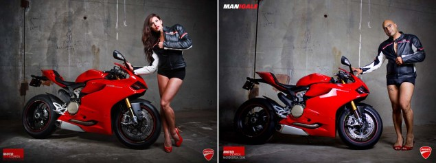 Photos: seDUCATIve vs. MANigale MotoCorsa seDUCATIve MANigale photo comparison 08 635x237