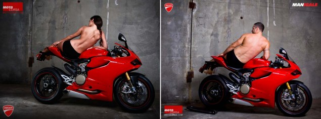 Photos: seDUCATIve vs. MANigale MotoCorsa seDUCATIve MANigale photo comparison 10 635x237