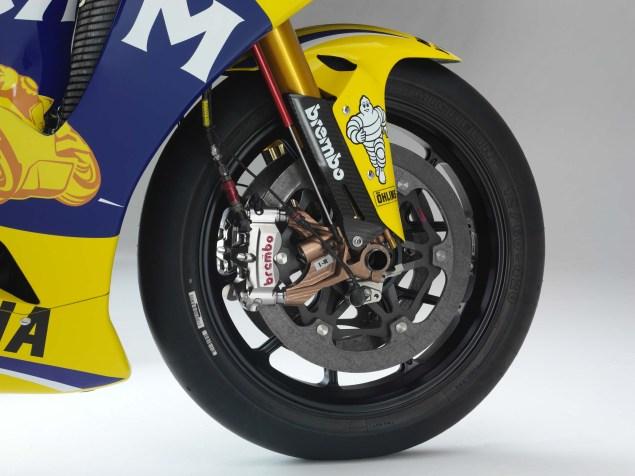 XXX: Valentino Rossis 2006 Yamaha YZR M1 Valentino Rossi 2006 Yamaha YZR M1 hi res 04 635x476