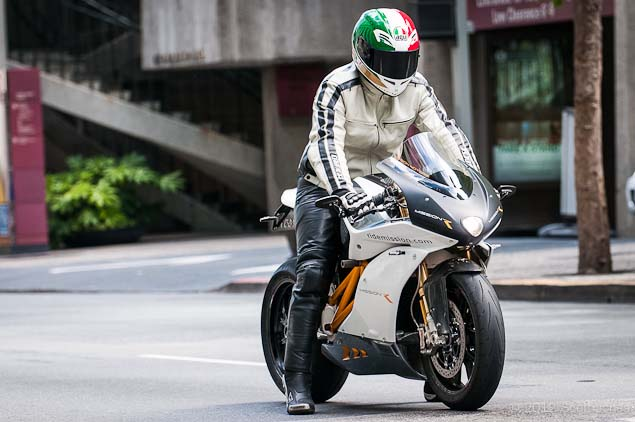 Will the Mission R Actually Be Built? Yes, No, Maybe So... mission motors mission r test ride 10