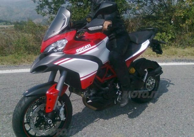 Are You the New 2013 Ducati Multistrada 1200 S Pikes Peak? Ducati Multistrada 1200 S Pikes Peak 635x450