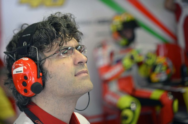 Interview: Filippo Preziosi Talks about Ducatis Four Riders, Future Developments, & The Spec ECU Rule Filippo Preziosi Ducati Corse 02 635x422