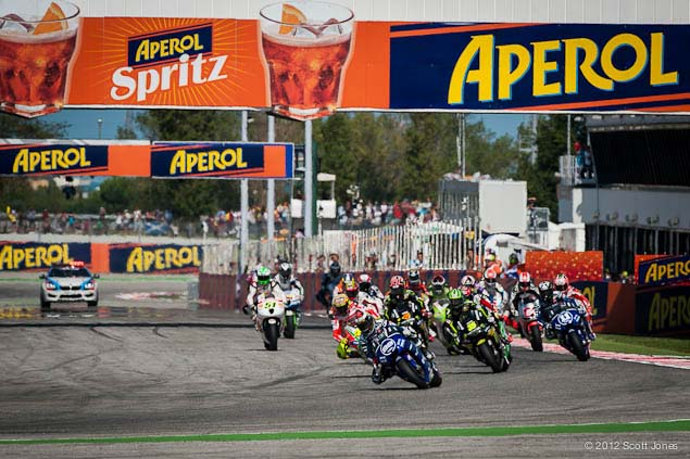 MotoGP: High Drama Defines the San Marino GP Sunday Misano San Marino GP MotoGP Scott Jones 16