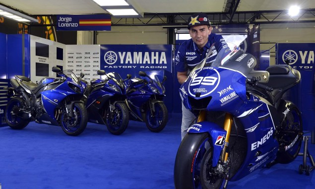 MotoGP: Yamaha Racing Goes Blu for Misano & Aragon Yamaha Racing YZR M1 Race Blue livery 01 635x381