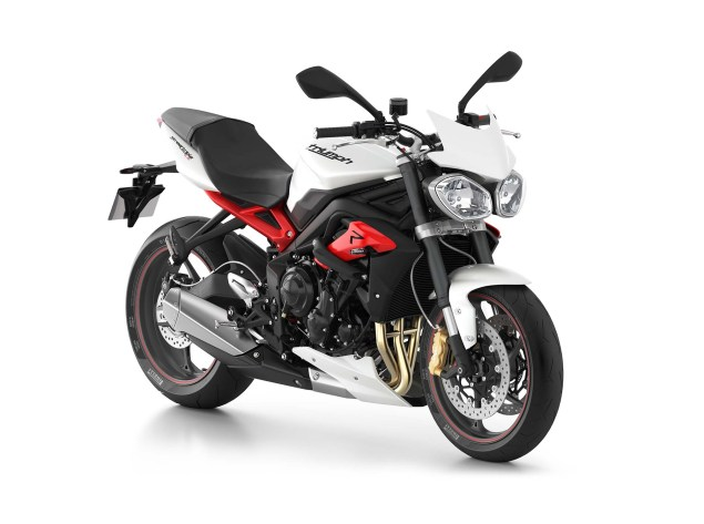 2013 Triumph Street Triple R   Loses Weight, Looks Hotter 2013 Triumph Street Triple R 05 635x473